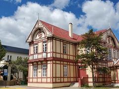 Art center; Puerto Natalis