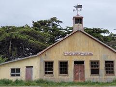 1882 building from the Estancia San Gregorio