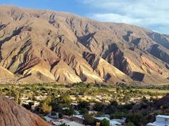 Scenery near Abra Pampa