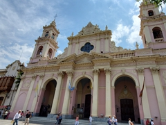 Cathedral Basilica of Salta