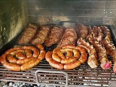 Argentinean asado; Sayta Ranch