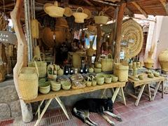 Souvenirs for sale; Cafayate