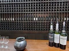 Wine tasting at Bodega el Transito