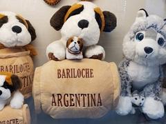Stuffed animal souvenirs; Bariloche