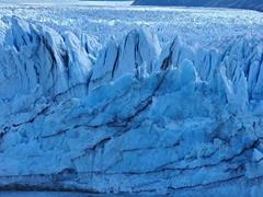 Close up detail of Perito Moreno