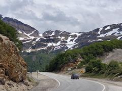 Our drive through Tierra del Fuego to reach Ushuaia