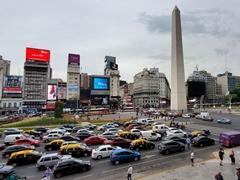 Obelisk; Buenos Aires