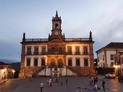 View of the Inconfidencia Museum; Ouro Preto