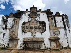 Decorative fountain of Chafariz do Largo de Marília; Ouro Preto