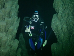 Loving our SCUBA dive of the Anhumas  Abyss
