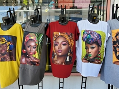 T-shirts for sale; Cayenne