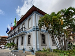 Cayenne Town Hall