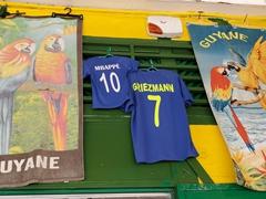 Souvenirs; Cayenne