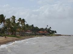 Pim-Poum Beach; Kourou