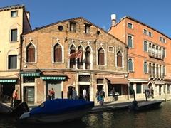 Panorama of Fondamenta dei Vetrai; Murano