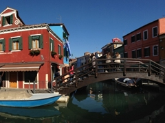 Countless photo opportunities abound in picturesque Burano