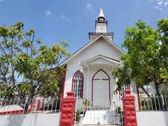 Wooden church; Georgetown