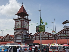 Stabroek Market - the busiest section of Georgetown