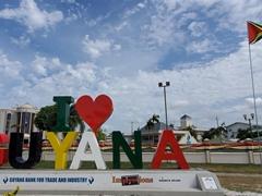I love Guyana!