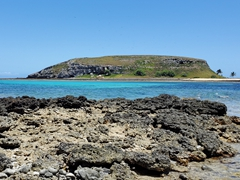 Islands of the Abrolhos Marine National Park