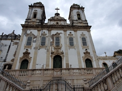 The Church of the Third Order of Mount Carmel; Salvador