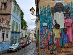 Street art; Salvador