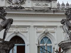 Colonial house; Lençóis