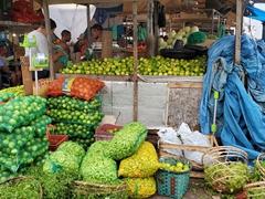 Fresh produce market; Belem