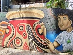 Street art; Belem