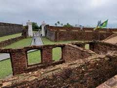 18th century Fortaleza de São José de Macapá (Macapá Fort)