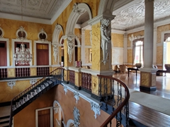 Interior of the Palace of Justice; Manaus