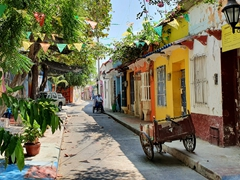 Calle de San Juan; Cartagena
