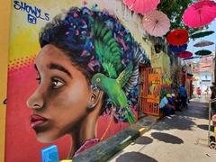 Getsemeni street art