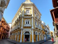 Exploring old Cartagena