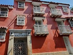 The balcony house