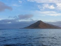 Baja California coastline on our Nautilus exploratory SCUBA trip