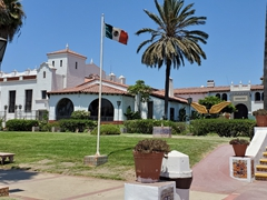 Cultural center with souvenir shops, a museum and margarita tastings housed in a former luxury hotel (Hotel Riviera del Pacífico)