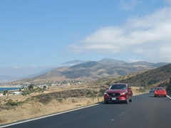 We enjoyed having the freedom of a rental car to explore around Ensenada
