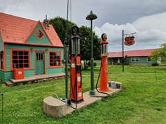 Phillips 66 gas station at Red Oak II