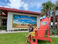 Daytona - the world's most famous beach