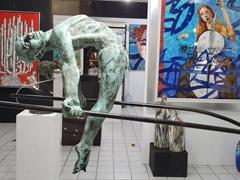 Art gallery in San Jose del Cabo