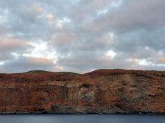 Cabo Pearce dive site