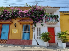 Solar Bar & Food in Getsemani, Cartagena's funkiest section of town