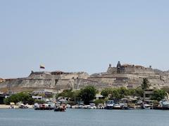 Castillo San Felipe de Barajas fortress
