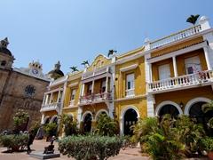 Plaza de San Pedro Claver