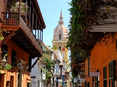 Cartagena is such a picturesque city!