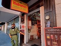 Habanos cigar shop