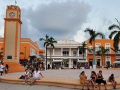 Plaza Central; Cozumel