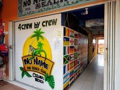 No Name beach bar; Cozumel