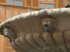 Water fountain; Auxerre